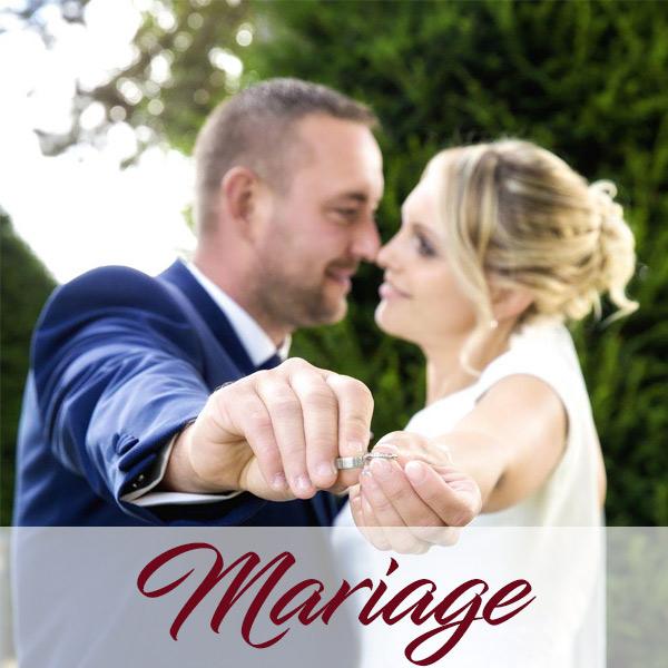 Photo de mariage à Douai