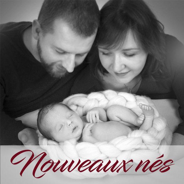 Photo de nouveaux nés à Douai