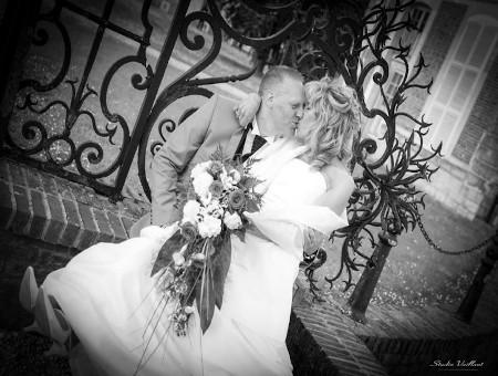 Photographe professionnel mariage à Douai