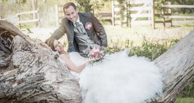 Shooting photos de mariage à Douai