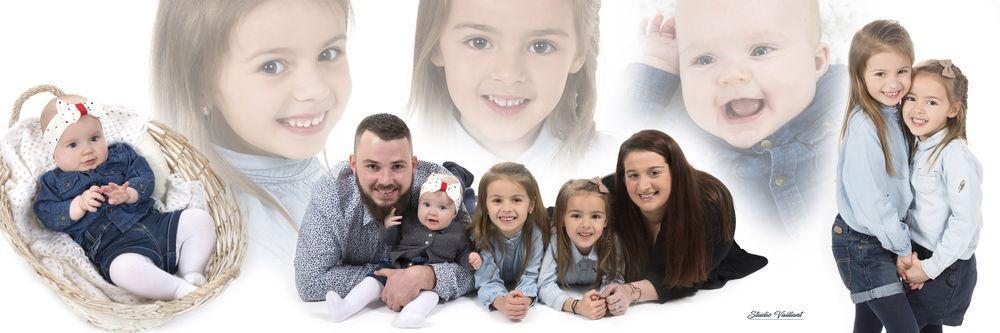 Shooting photos portraits de familles à Douai