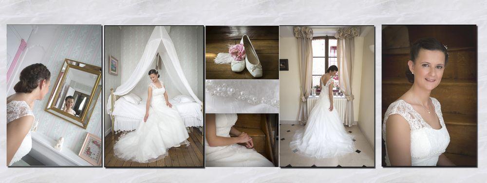 Reportage photos de mariage à Douai