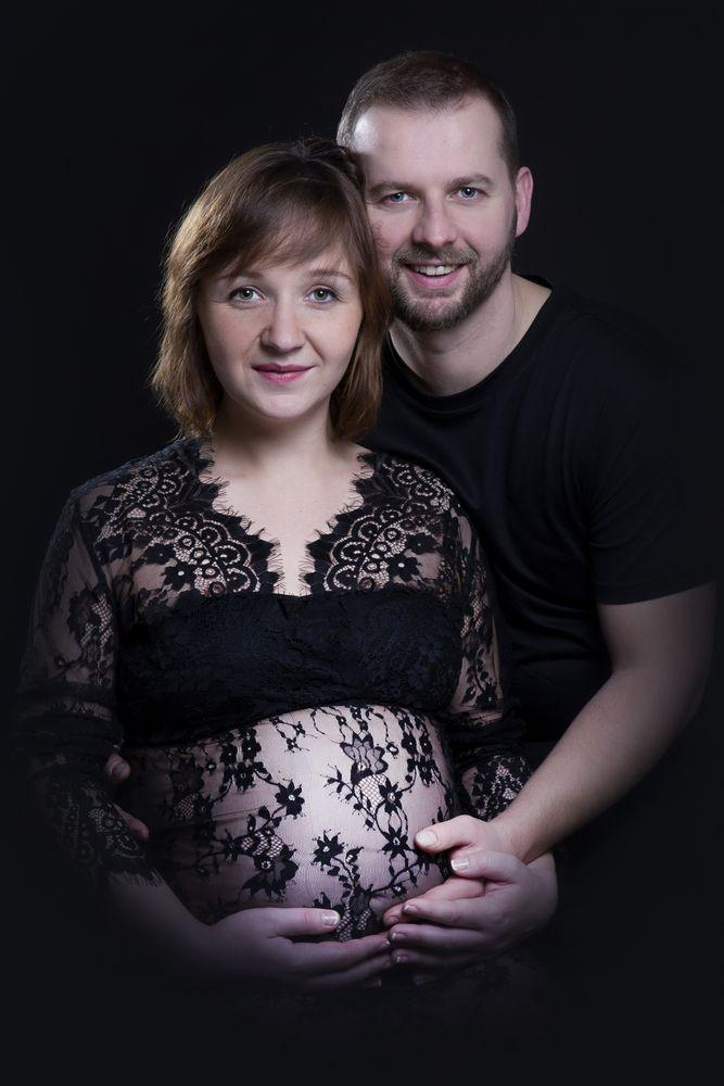 Shooting photos grossesse à Douai dans le Nord